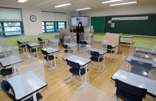 1주일여 앞으로 다가온 개학…방역에 집중하며 새학기 준비하는 초등학교