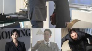 '펜트하우스2' 김소연X엄기준, 흔들리는 빌런 커플?…팽팽한 긴장감