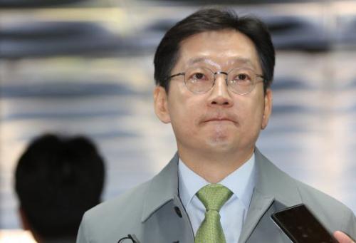 '文대통령에 반발' 기사에 날 세운 김경수 '참으로 신기…기본적 절차 지켜달라'