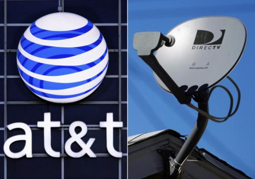 유료시청 가구 급감에 …AT&T, 디렉TV 판다