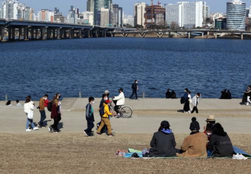봄 기운 완연한 '황금연휴'에…리조트 예약률 90%↑