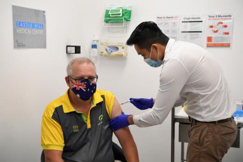 [국정농담] 102번째 백신 접종국에서도 '1호가 될 순 없어'