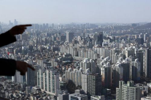 [단독]강남의 부동산 쇼핑…9년간 수도권 최대 큰손