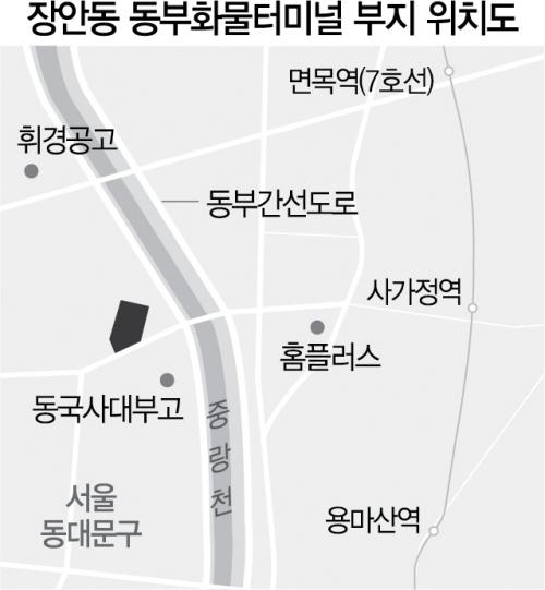 방치된 '장안동 화물터미널'…개발 기지개 펴나