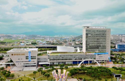 한국수영진흥센터 광주에 둥지