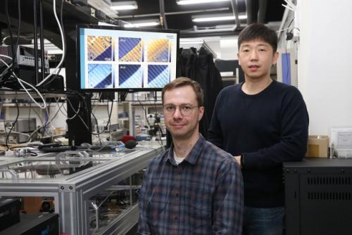 KAIST 장민석 교수팀, 1,000배 넘게 응축된 빛 관측