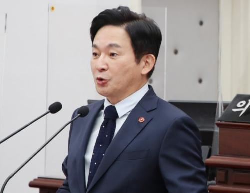 원희룡 '또 빚내 재난지원금 추경…구멍가게만도 못한 文정부가 재난'