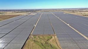 한화큐셀, 美 태양광 발전소 개발해 운영사에 매각