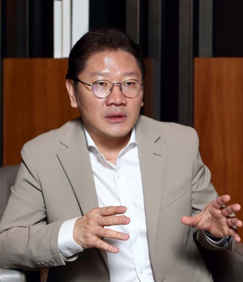 유창훈 센스톤 대표 '국내 인증보안 시장 새 활로 열겠다'