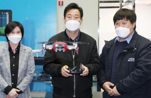 오세훈 'AI 등 미래 인재 양성'