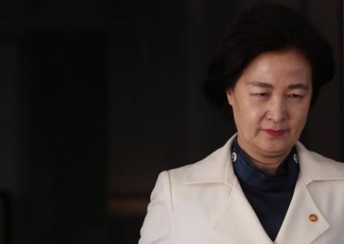 '윤석열 직격' 추미애 '임은정 배제, 노골적 수사방해…'법과 원칙' 어디에 쓰려는가'