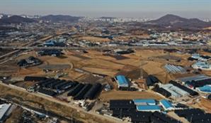 '광명·시흥 신도시' 반사이익?…시흥 아파트값 '껑충'