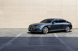 제네시스 G80, 자동차기자협회 '2021 올해의 차' 선정