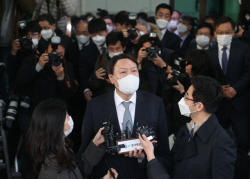 추미애 '윤석열, 피해자 코스프레 '해괴망측'…예상했던 일'