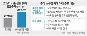 100만원 육박 '고가주' 즐비...'소수점 거래' 도입 힘받나