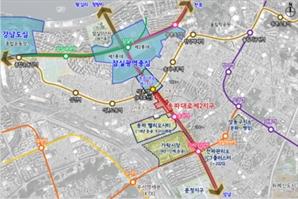 서울 송파대로 제2지구, 용적률 최고 230%로 상향