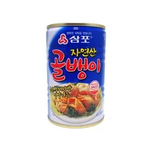 대상, 통조림 강자 '삼포' 제품 독점공급 협약