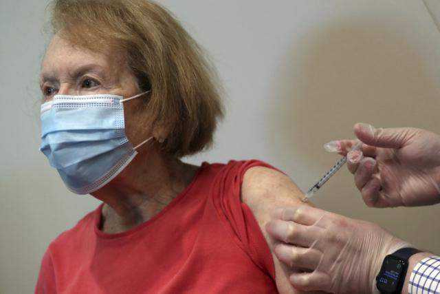 부자 먼저 백신을? 美 '편파 접종' 논란