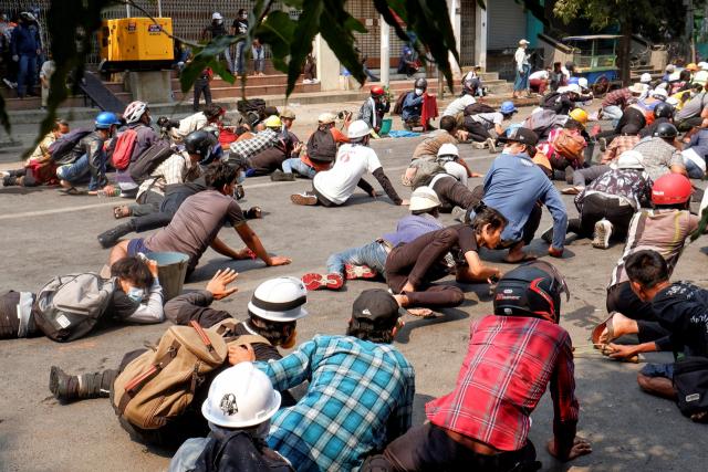 문대통령도 '#JusticeForMyanmar'…미얀마 군경 폭력 규탄