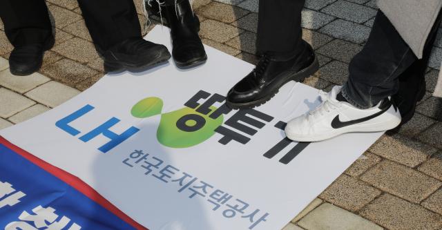 """김웅 """"검찰·감사원 빠진 부동산 투기 조사…잔챙이만 잡을 것"""""""