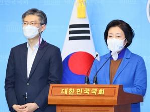 민주·시대전환 서울시장 단일후보 박영선