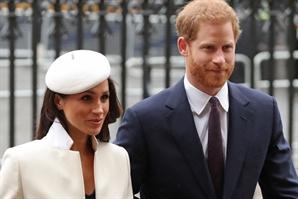 """英 해리왕자 부인 마클 """"극단 선택 생각""""…왕실 떠난 이유는"""