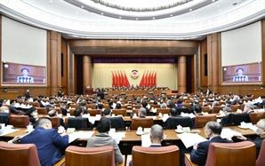 中전인대, 홍콩 선거법 개정안 첫 심의...11일 표결 강행할 듯