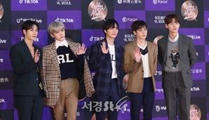 뉴이스트 7년만 정규 앨범으로 4월 컴백