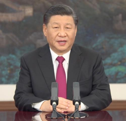미국과의 장기 전쟁 준비 … 시진핑 1 인체 제 통합