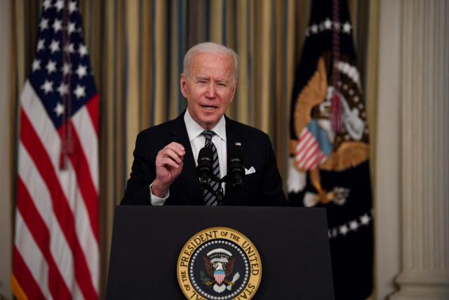 법인 세율 21 % ~ 28 % … Biden, 30 년 만에 과세 시작