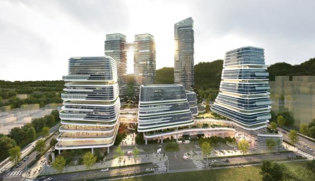[시그널] 위례신도시 의료복합타운, 미래에셋·길병원이 짓는다