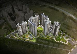 금호건설, '포천 금호어울림 센트럴' 이달 중 공급