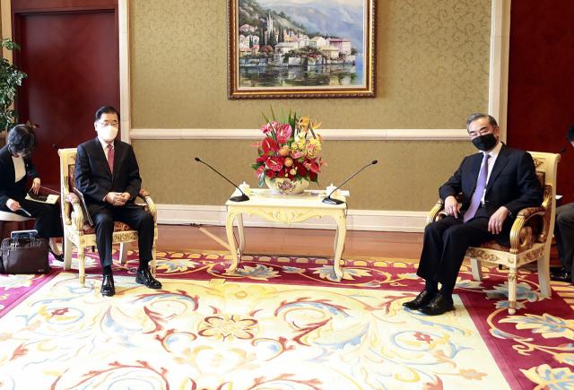 외교부 '시진핑 방한 의지 재천명…상반기 중 '2+2 대화' 추진'