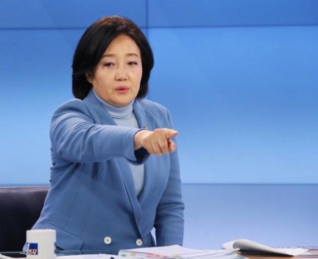 정청래, '박영선 지원요청' 거절한 정의당에 '잘 알겠다, 우리가 잘 해볼테니…'