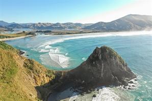 봄바람 타고 온 뉴질랜드-호주 트래블 버블 소식으로, 뉴질랜드 해안 경관 여행지를 미리 알아본다면?