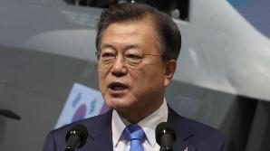 """[전문] 文 """"KF-21로 안창호·임시정부 꿈 이뤄...DJ가 비전 제시"""""""