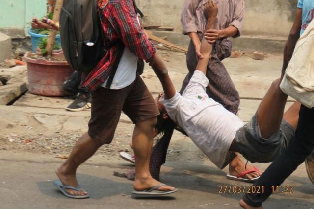 '대학살 목전 위기' 유엔 미얀마특사 아시아 방문…中도 중재 나설까