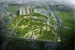 제일건설 등 건설사들, 익산시 명품 도시 숲 조성지역에 숲세권 주거단지 조성 기대감 상승