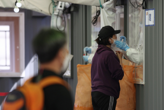 [속보] 코로나19 신규 확진자 614명…사망자 3명