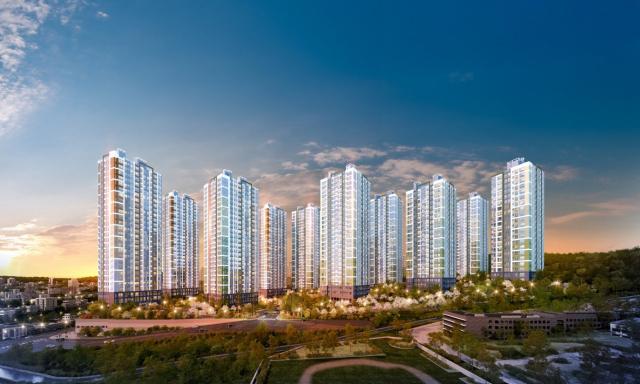 두산건설, '두산위브더제니스 양산' 오는 5월 중 분양