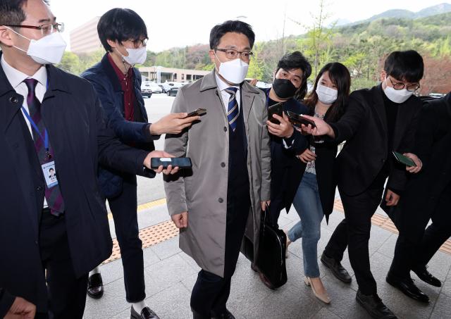 '천안함 좌초설' 김태영 전 국방부 장관 공수처에 피고발