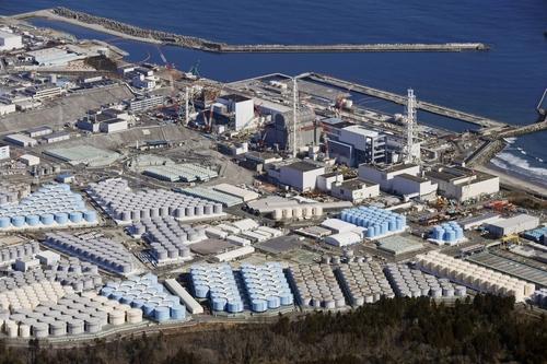 [속보]'日정부, 후쿠시마 오염수 해양방류 공식 결정'