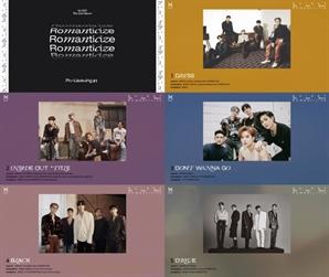 뉴이스트 신보 'Romanticize' 음원 일부 공개