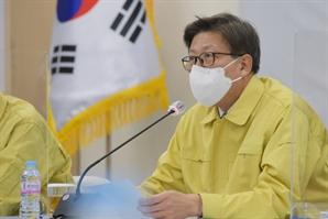 박형준 부산시장 코로나19 검사서 '음성'(종합)