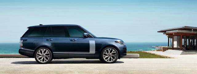 [Bestselling Car] 랜드로버 레인지로버 2021형, 배기가스 확 낮추고 연비·엔진 효율 극대화