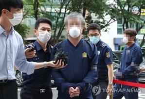 """'라임 사태' 이강세, 횡령 혐의 징역 8년 구형…""""바지사장이었다"""" 호소"""