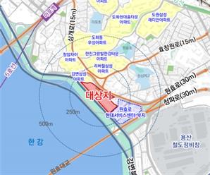 '용산의 진주' 산호아파트 최고 35층으로 재건축