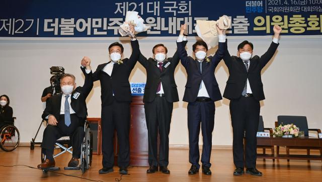 윤호중, 민심 악화에도 '언론·檢개혁 완수'…입법 독주 시즌2 예고