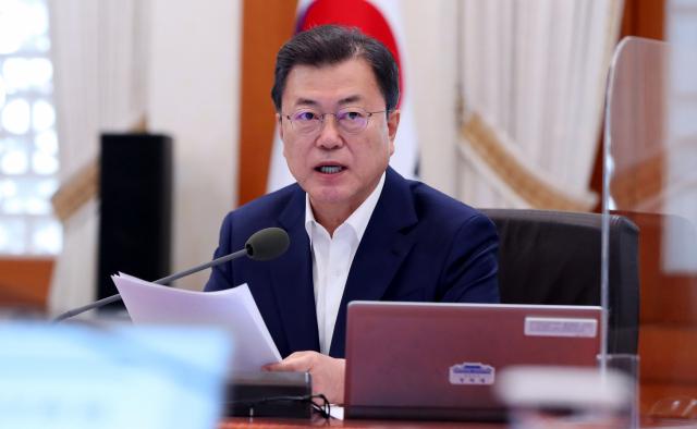 [속보] 文대통령, '세월호 특검' 후보자 추천 의뢰
