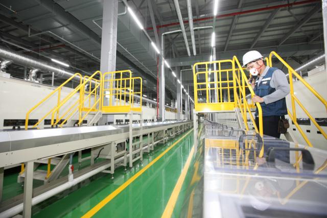 에어슈팅 적용 생산효율 ↑...양극재 점유율 세계 1위 노린다